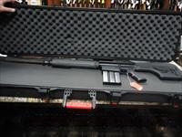 NOREEN BAD NEWS .338 LAPUA MAG SEMI-AUTO WITH TWO 10, AND ONE 20  ROUND MAGAZINES NEW IN HARD LUGGAGE CASE
