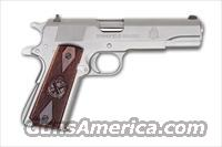 SPRINGFIELD 1911 A1 MIL SPEC 45 ACP STAINLESS STEEL