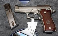 Beretta 84FS Cheetah 380 Nickel New in box