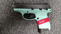 LC9s (Teal colored frame, 9mm)