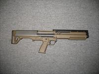 KSG w/black and patriot brown finish