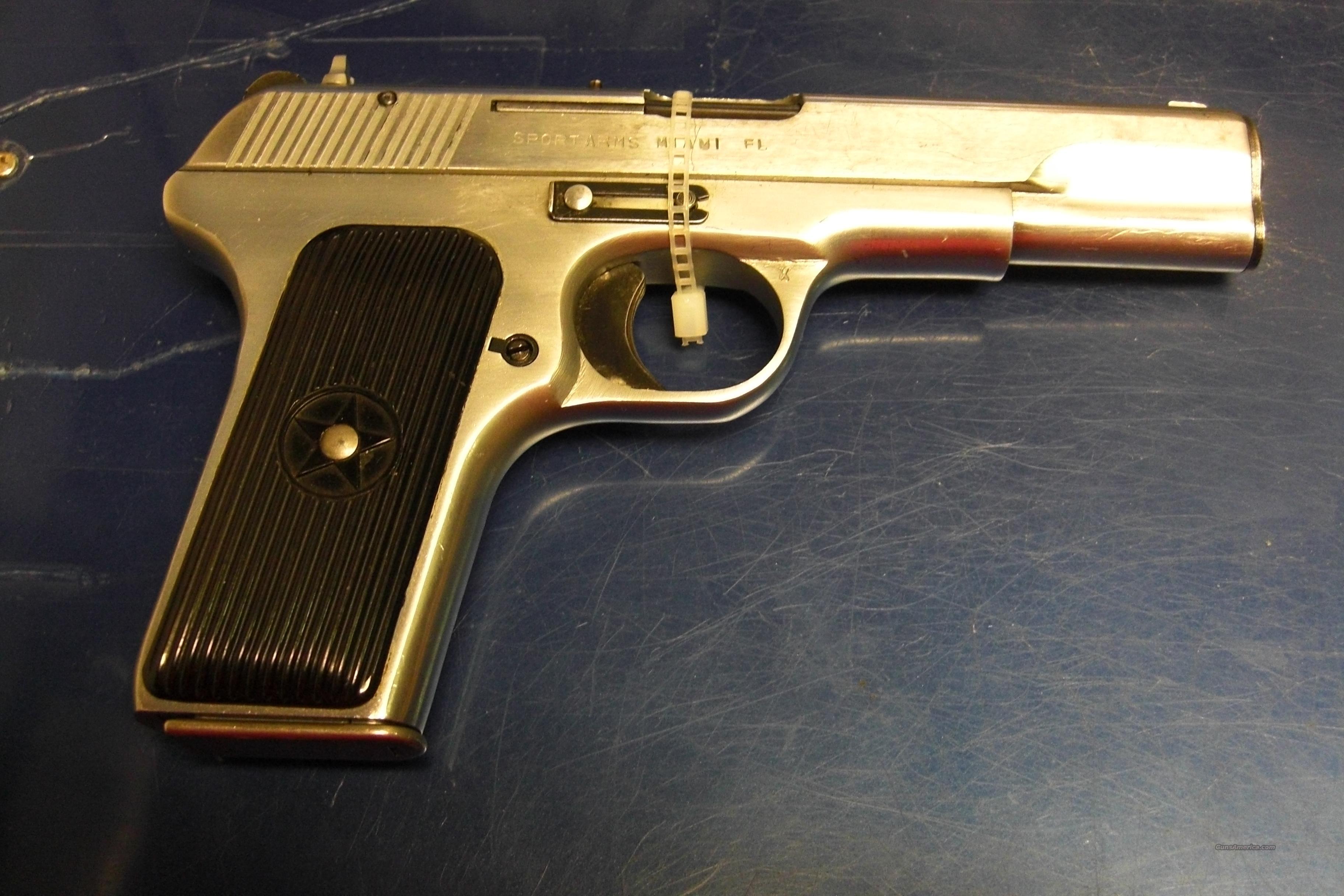 norinco 213 pistol all stainless for sale rh gunsamerica com norinco 213 owners manual 9Mm Norinco 213A