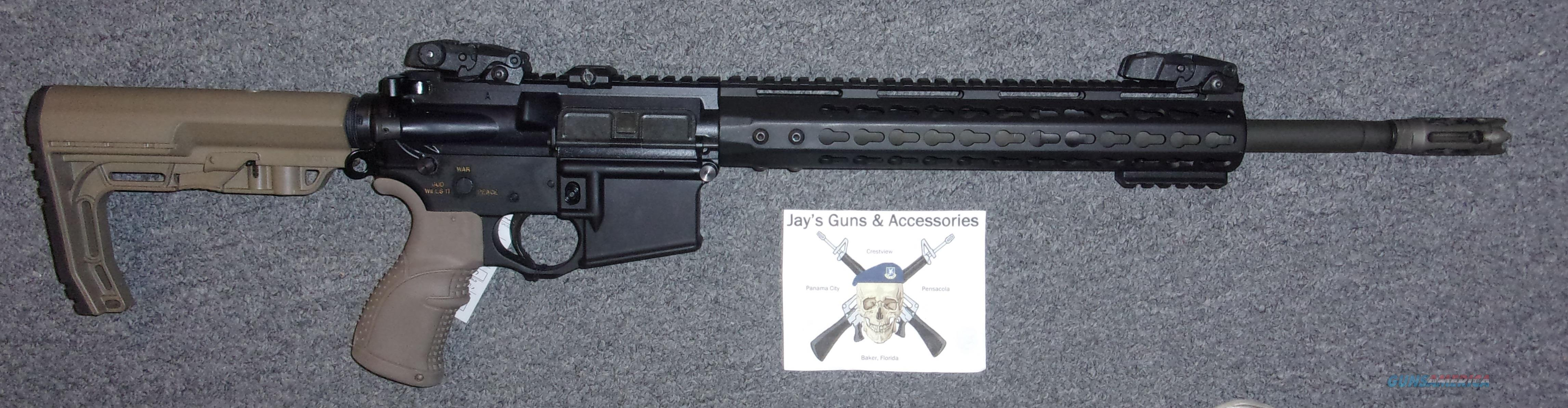 Spike's Tactical ST-15 Crusader