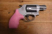 637-2   w/pink rubber grips
