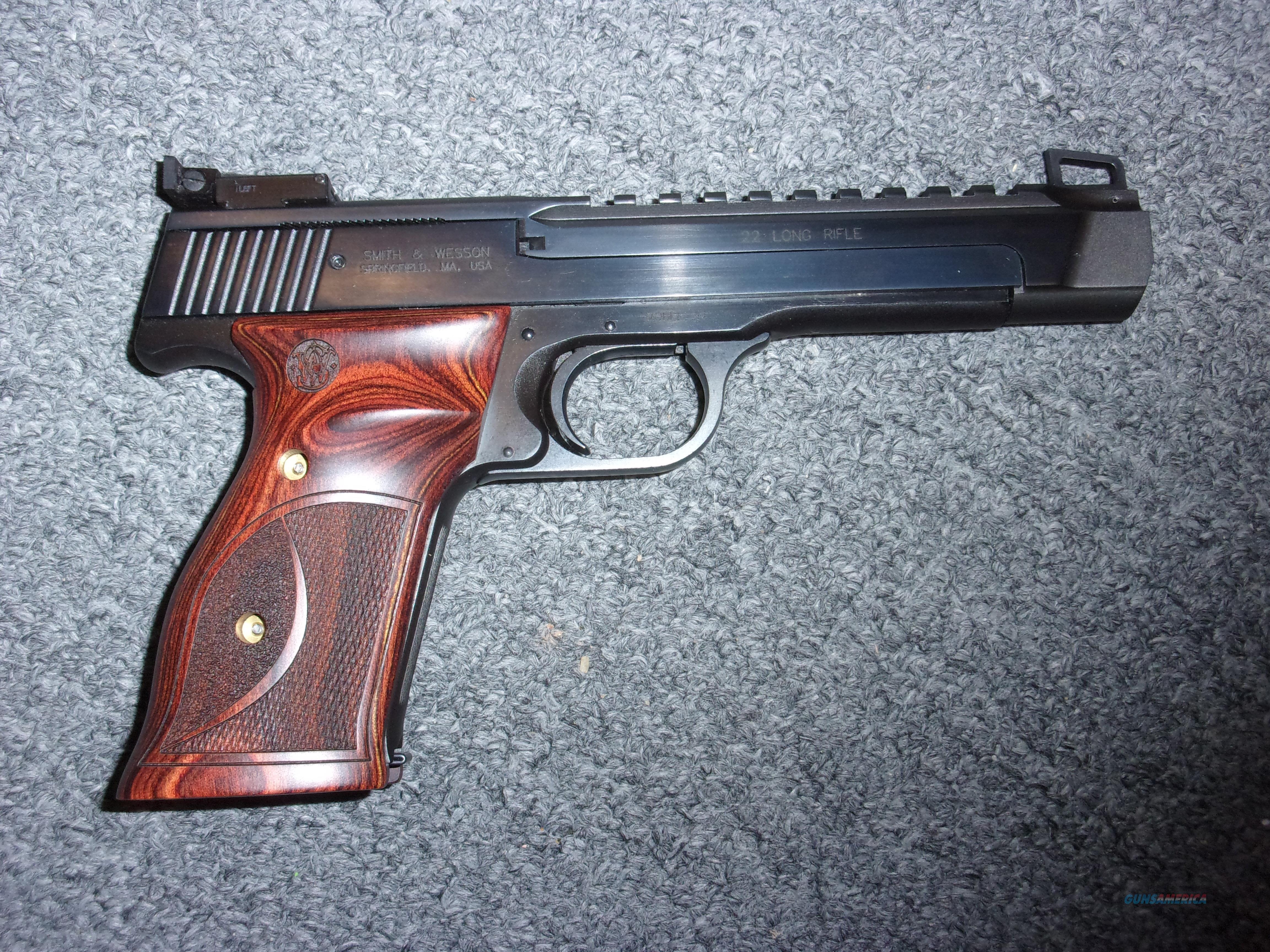 smith wesson model 41 performance center for sale rh gunsamerica com