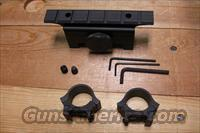 B Square mount w/rings for HK 91/93/94 & Cetme
