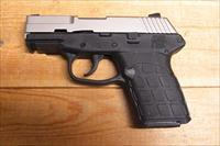 PF-9 w/nickel boron slide, black frame