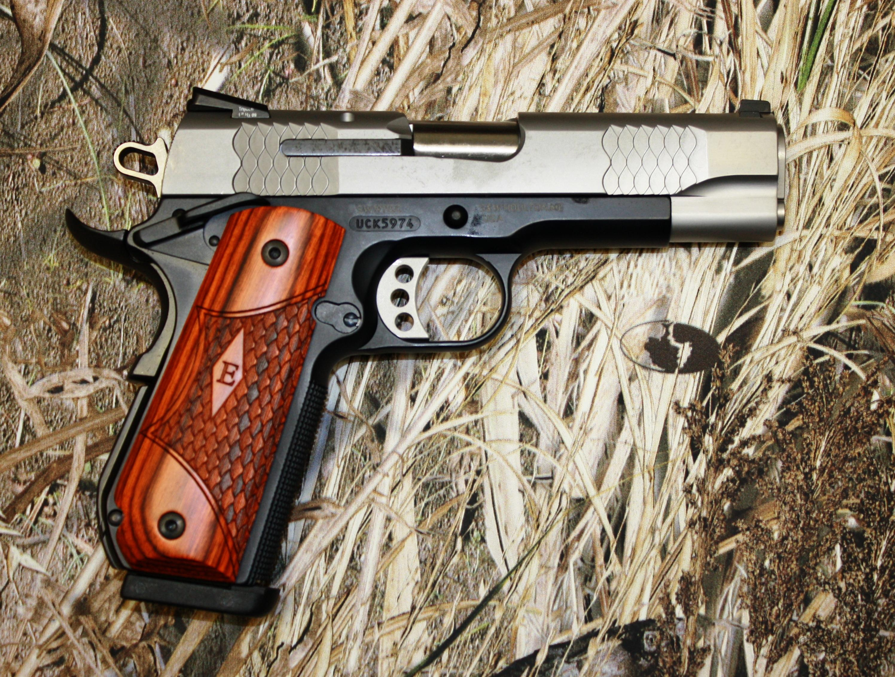 S&W SW 1911 SC E-series Guns > Pistols > Smith & Wesson Pistols -