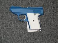 CA 32 w/blue finish .32acp