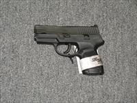 P250 Sub Compact  .40s&w w/two 10 rnd mags (SS grip)