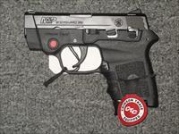 Smith & Wesson M&P Bodyguard 380 (with Crimson Trace Laser)