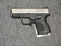 XDS-9 3.3 w/stainless slide