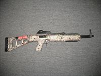 4595 w/hard woods camo and black finish
