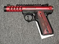 22/45 Lite w/threaded red anodized bbl. NRA Special Edition (03911)