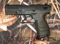 Walther P22 OD Green