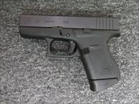 GLOCK  43 (two magazines, 9mm)