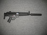 MP5 A5  w/collapsible stock .22lr