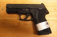 "P229R w/3.9"" bbl. all black finish, night sights"