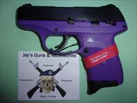 Ruger LC9S Pro w/Purple Frame