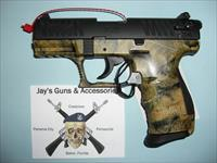 Walther P-22 w/Camo Finish