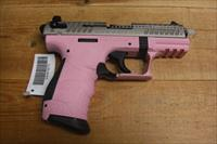 P22 w/pink and nickel finish