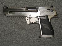 Magnum Research Desert Eagle .50AE (Ported Barrel) (Stainless)