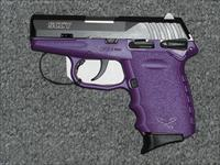 SCCY CPX1 9mm Purple (With Safety)
