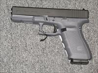 21 Gen 4  Special Edition with black & gray finish w/three 13 rd. mags.