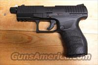 Walther PPQ M2 Tactical w/threaded bbl.