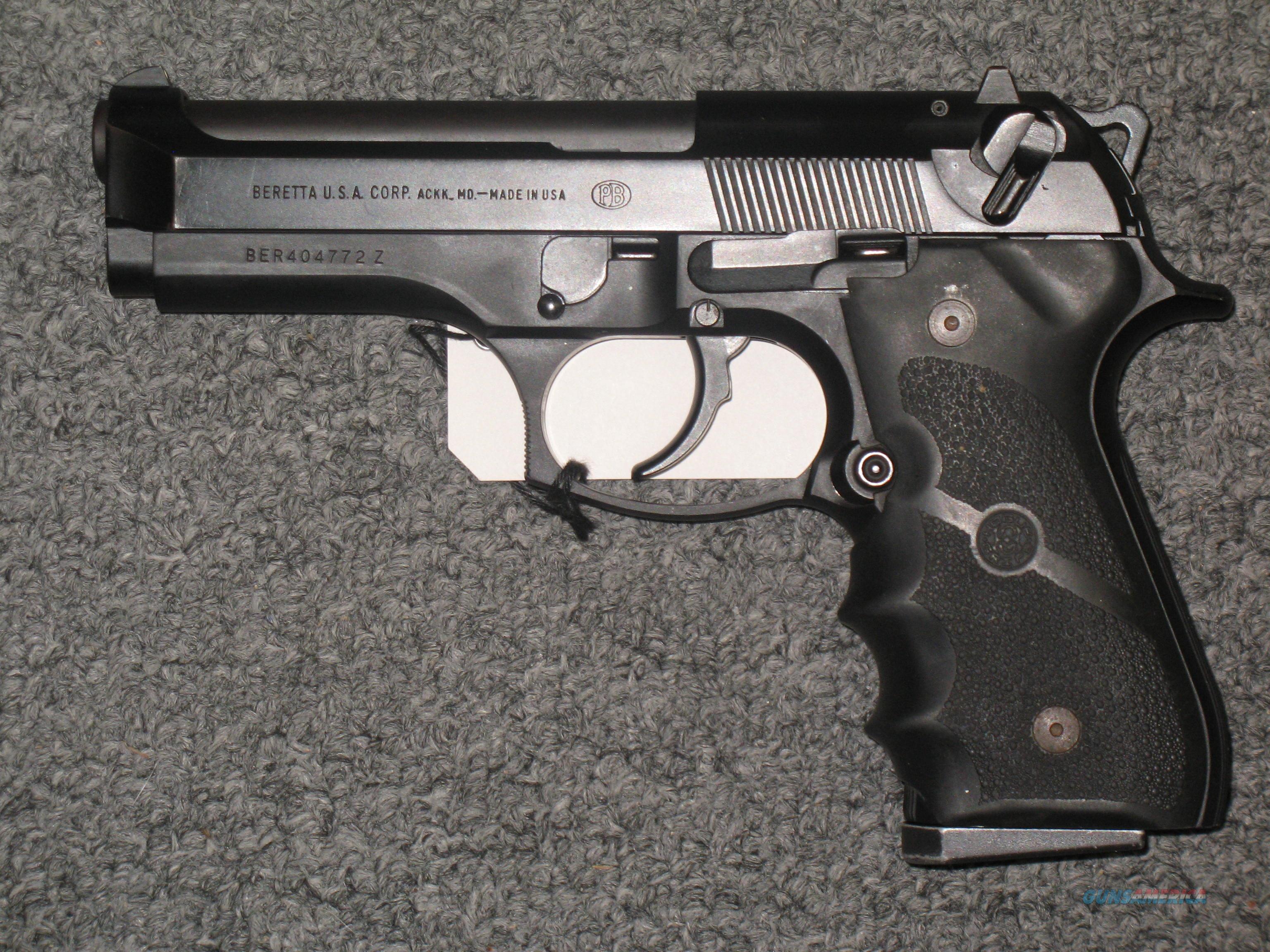 Beretta 92FS Centurion