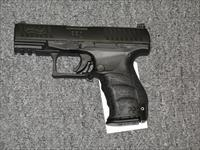 "Walther PPQ M2 4"" bbl w/2 15 rd mags."