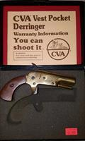 CVA Vest Pocket Derringer in .31 Caliber