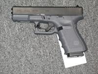 19 Gen 4 w/3 15 rd. mags. Special Edition black & gray finish