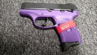 LC9s (Purple colored frame, 9mm)
