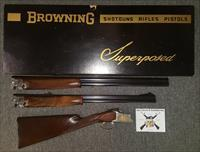 Browning Superposed Centennial in 20 Gauge & .30-06