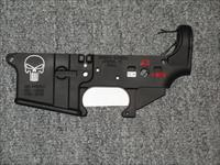 "Spike's Tactical ""Punisher"" receiver"
