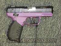 Ruger SR22 w/Purple Finish
