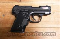Solo Carry DC all black w/laser grips,night sights