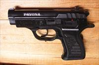 EAA/Tanfoglio Pavana Witness-P  w/black & gold speckled frame