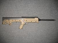 "RFB (.308) 24"" FDE finish threaded bbl"