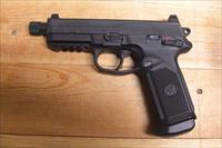 FNX 45 Tactical w/3 15 rd mags, all black finish