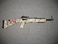 4095 w/sling and hardwoods camo finish