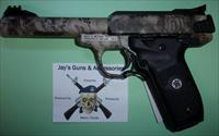 Smith & Wesson SW22 Victory w/Kryptek Finish