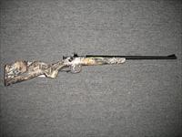 Crickett w/Camo Stock