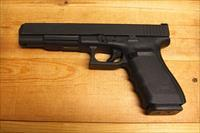 Glock 40 Gen 4 MOS, with three 15rd mags