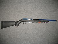 10/22 Takedown Lite black stock blue receiver and bbl (21153)