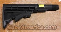 CA approved Bushmaster stock for AR-15