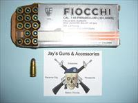 Fiocchi .30 Luger (7.65 mm) Ammo