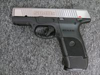 SR40c (compact, two-tone, .40 s&w)