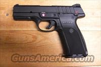 9E  NEW GUN FROM RUGER